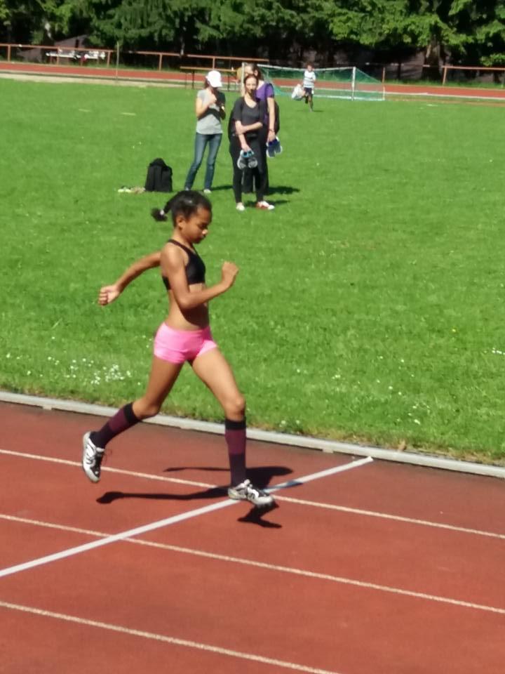 Maya atletism