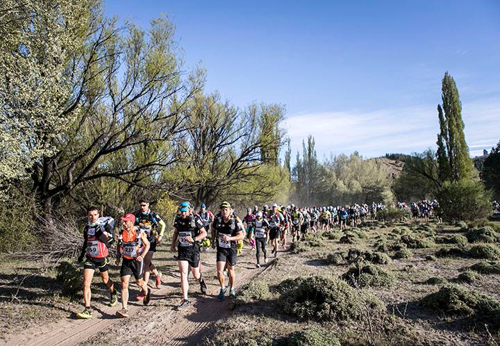 Foto Ultramaraton Racing The Planet, Patagonoa 2017