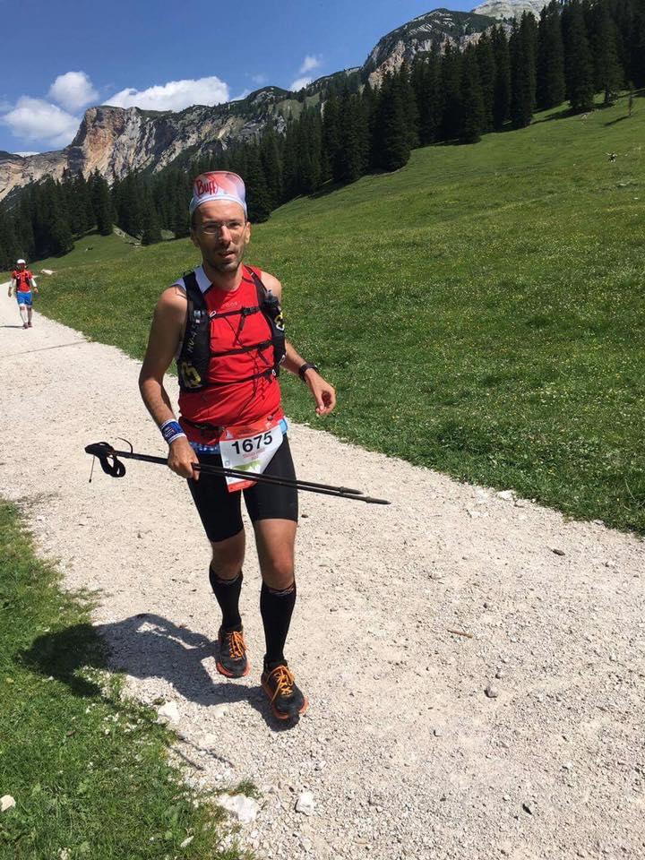 Marian Vasile - Lavaredo Ultra Trail