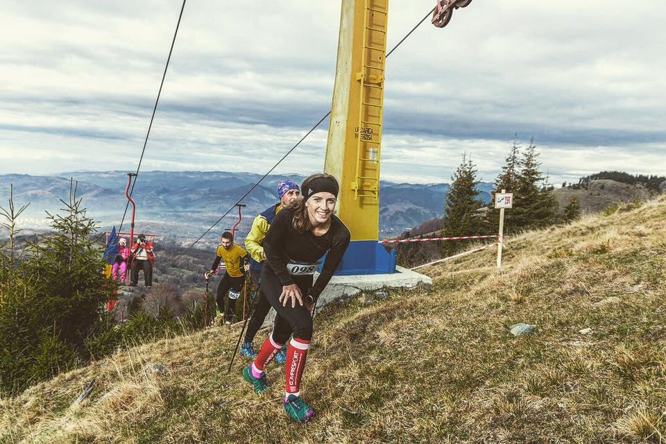 Raluca Trinc - Run the Lift