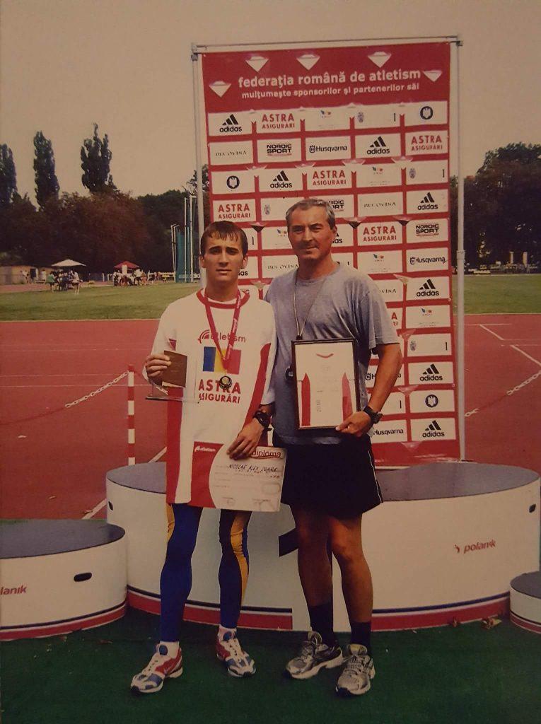 Nicolae Soare si Vasile Popa