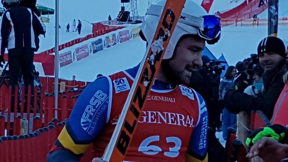 Achiriloaie in Cupa Mondiala de schi alpin