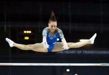 Larisa Iordache medaliata cu bronz cu echipa la JO de la Londra