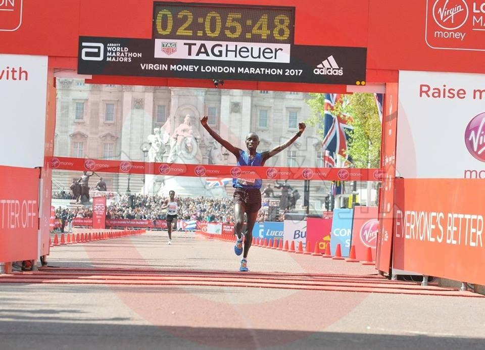 Daniel Wanjiru castigator in 2017 si favorit si in 2018 la Maratonul de la Londra