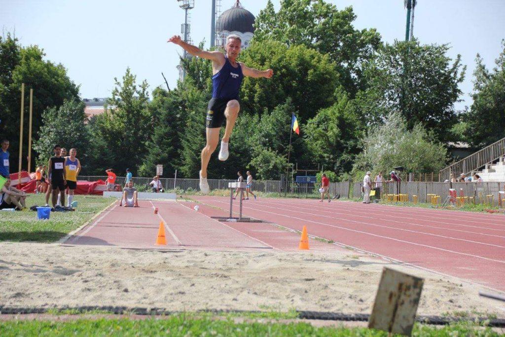 Atletism: performanta la nivel Masters, castiga medalii si sunt bifate recorduri