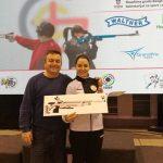 Laura Coman e sportiva numarul 1 a Romaniei la Tir! Start perfect in 2018!