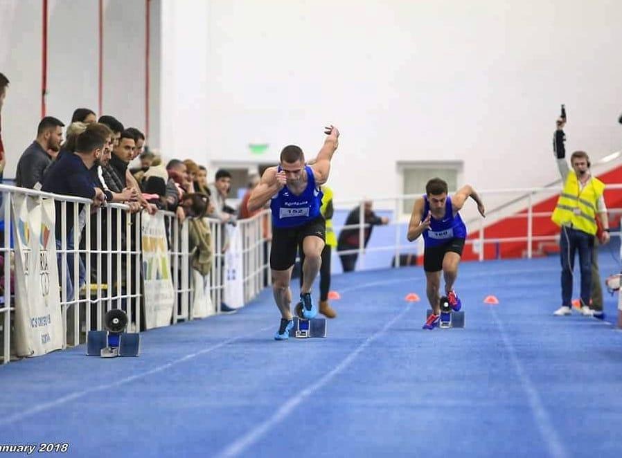 400 metri, din nou Radu Cristian printre protagonisti. De la Nationale spre Campionatul European