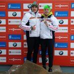 Sporturi de iarna: weekend cu medalii de bronz si participare la nivel inalt
