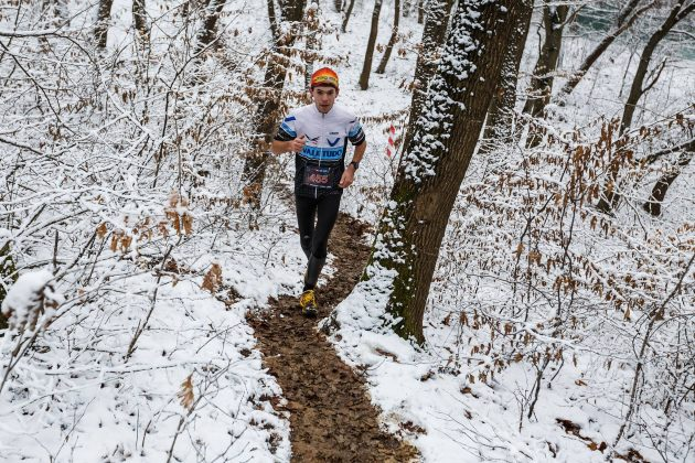 Primul concurs de trail din 2018:Faget Winter Race