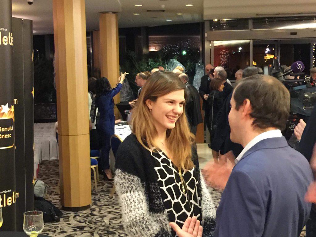 Gala atletismului romanesc, laureati, topuri, performanta-Alina Rotaru
