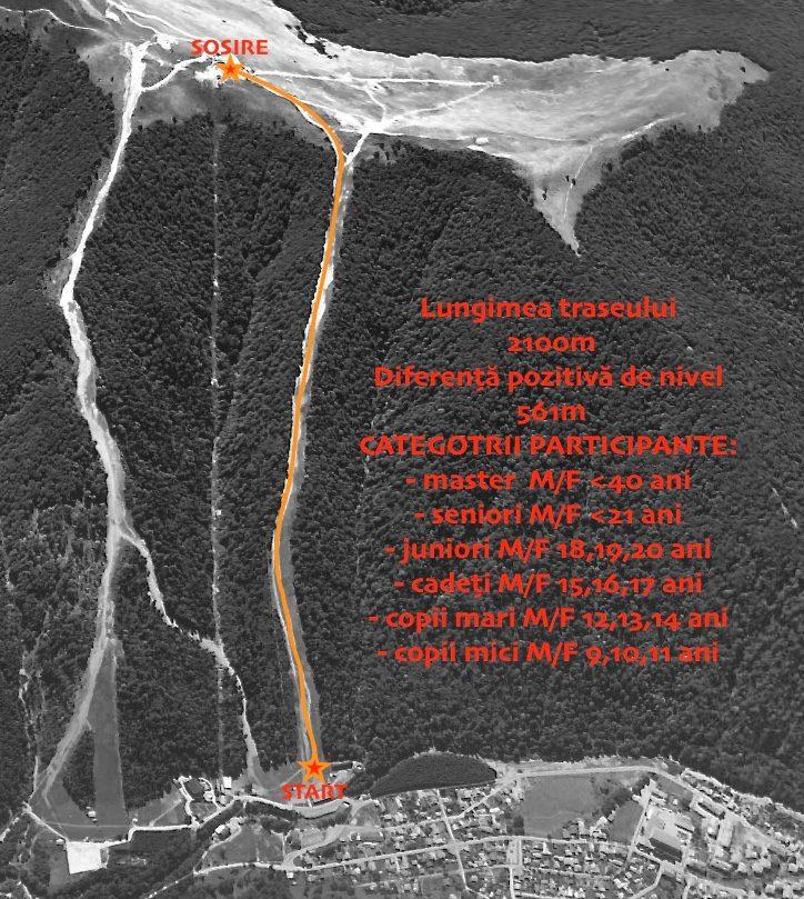 """o competiție de schi alpinism (schi de tură) destinată atât adulților, amatori sau non amatori cât și categoriilor mezine în scop de promovare a disciplinei """"schi alpinism"""""""