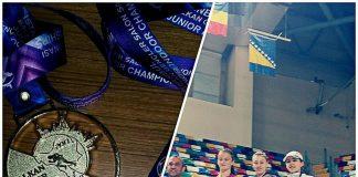 Diana Elena Bogos castiga medalii in serie! Specializata pe 400 si 800m, atleta se destainuie