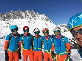 Dinamovistii de la Skimo Team iau medalii in Austria. Coltea si Surdu se impun!