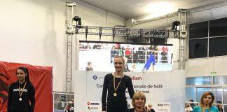 Marina Baboi- cel mai bun timp alergat in Romania in ultimii13 ani, la 60m. !!!