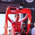 Ironman Dubai cu romani la finish! Castiga Brownlee! Guia termina dupa 05:34:54