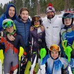 David Cernea evolutie in schi alpin, cu gandul la performanta! Sfaturi de la Achiriloaie si incurajari de la Hirscher!
