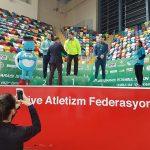 Andrei Gag castiga! Cupa Istanbul pentru atletii romani la final de sezon de sala.