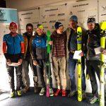 Top 3 la schi alpinism, medalie de argint la triatlon de iarna-romani protagonisti in Europa