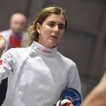 Alexandra Predescu trece de la titlul national la argint la Europeanul de scrima!