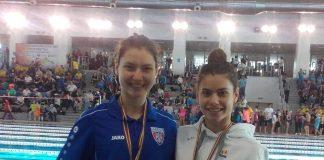 21 medalii de aur! Un nou reper al performantei pentru surorile Gadea