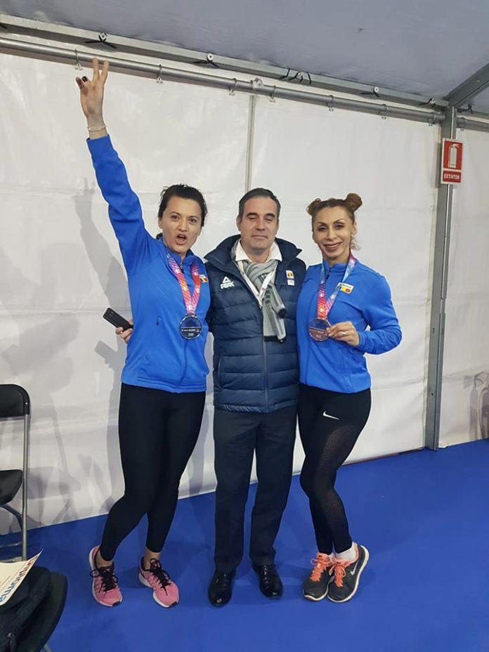 10 medalii castigate la Campionatul European Masters de atletism pentru Romania!