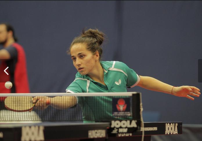 Irina Ciobanu castiga titlul national la tenis de masa dupa sesiuni de Kickbox