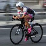 Maria Gerda Dumitru castiga experienta si un loc pe podium la Doha Triatlon