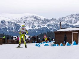 Robert Grumeza, juniorul care domina schi biatlonul! 3 titluri nationale la Cheile Gradistei