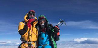 De Paste, Alpinism: Badescu si Ionescu au plecat spre Everest.