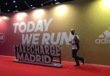 Dragos Pirnog prezinta atmosfera pre Maraton la Madrid.