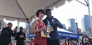 Intreceri la Boston pre Maraton. Record mondial pentru Puffer la 13 ani!