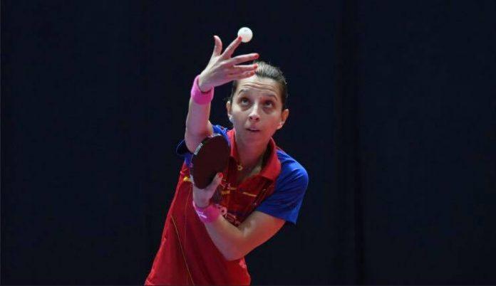 Eliza Samara a jucat finala ITTF Challenge Croatia Open, la tenis de masa!