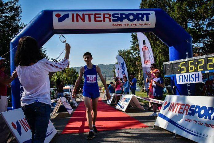 Adrian Garcea vrea recorduri. A castigat la 1500m. in Israel
