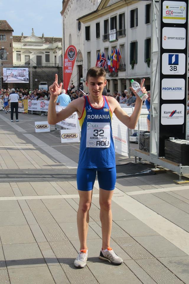 Victorii romanesti la alergare in Italia! Birca si Garcea sunt cei mai buni