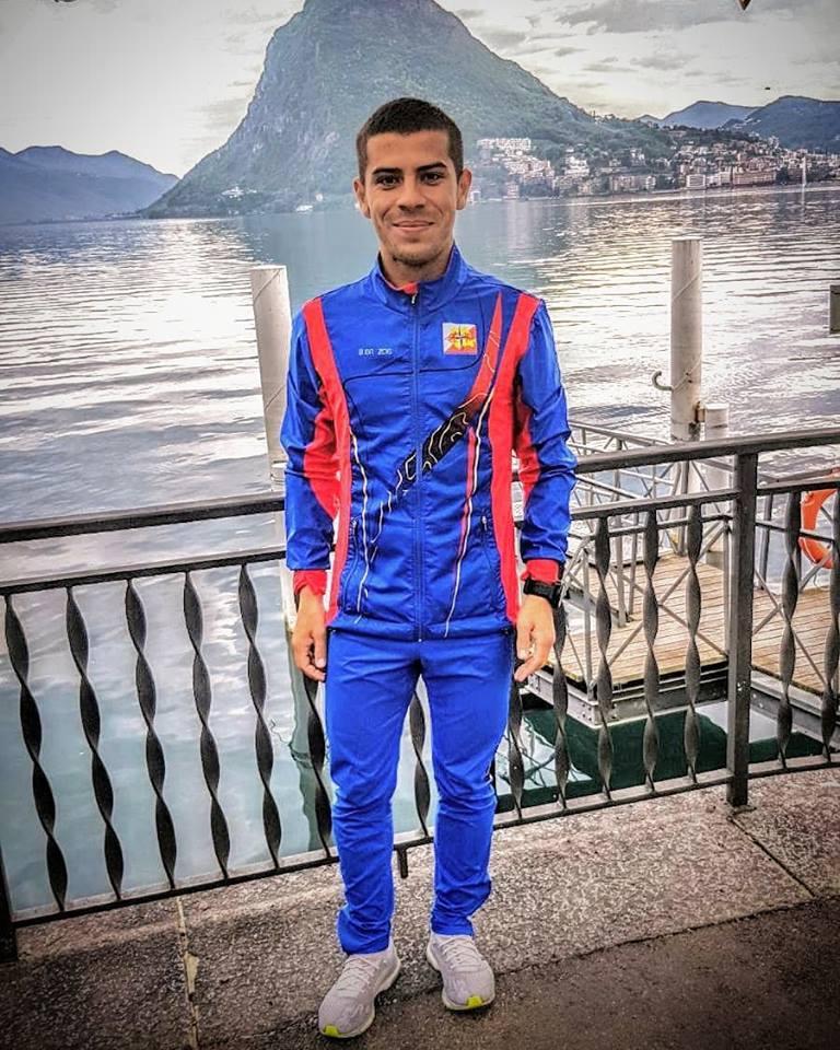 """Alex Blejdea campionul Romaniei la """"Orientare"""" debuteaza la European"""