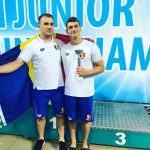Daniel Cristian Martin confirma forma doborand un recorduri balcanice