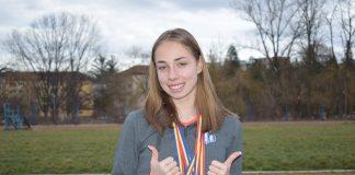 Daria Grigoroiu face primul pas spre Mondiale. Atleta face record la 15 ani