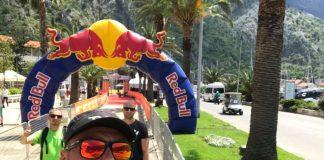 Razvan Florea a terminat primul la inot in Muntenegru OceanLava