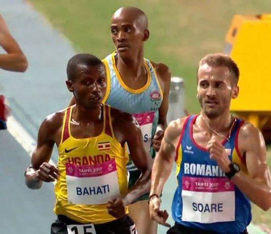 Rezultat de referinta pentru Nicolae Soare. 28:25,38 (nou record personal)