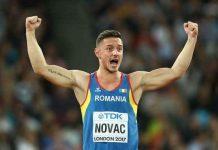 Alexandru Novac s-a impus la aruncarea sulitei la concursul din Savona