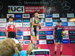 Rezultat mondial de referinta pentru ciclismul romanesc prin Vlad Dascalu