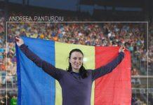 Personal Best pentru Andreea Panturoiu. Bilant pentru triplusaltista