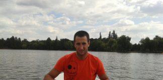Ionut Prundeanu si progresul de la juniorat in Canotaj