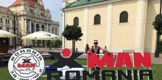 Triatlon X-Man Romania! Castigatori: Koter, Baractaru,Torok si Vigariu