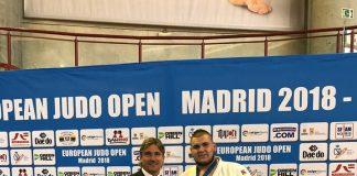 Daniel Natea castiga trofee si se pregateste turneul de Judo de la Belgrad