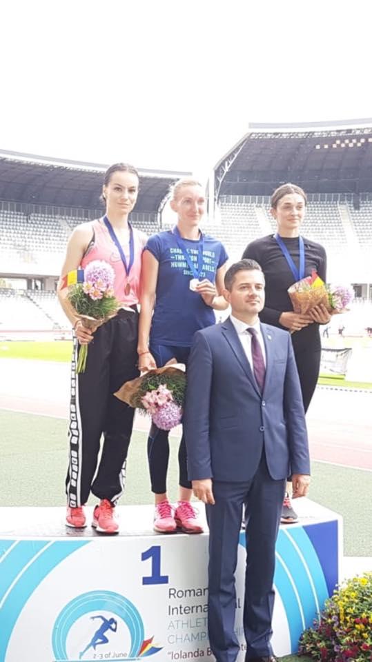 Final de intreceri la Cluj. Rezultate la Internationalele de Atletism
