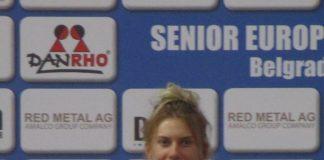 Elena Daniela Stere si-a schimbat viata prin Judo. La Belgrad a fost in Top!
