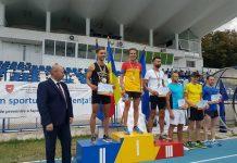 Nicolae Balan castiga doua medalii la Campionatul de atletism si cros