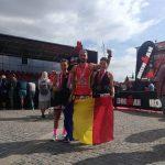 Gerda Dumitru se pregateste de Mondial dupa Half Ironman din Danemarca