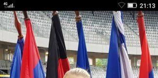 Marina Andreea Baboi trece la alt nivel. Urmatorul obiectiv e la Mondiale
